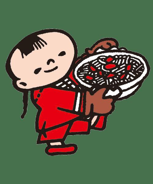 ケンミン坊や(土鍋)