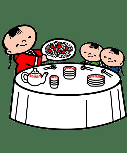 (食卓1)