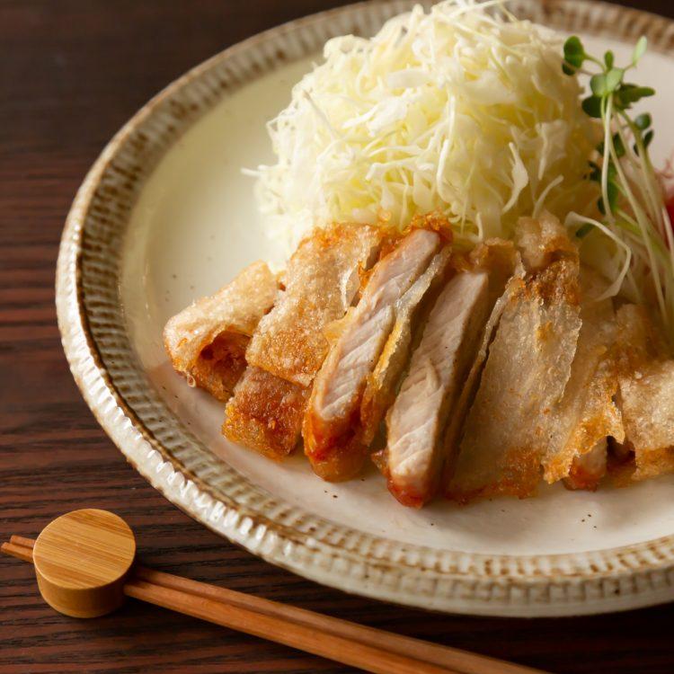 勝ちレシピ☆簡単お肉やわらかとんかつ