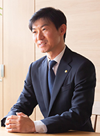 Yuuki Takamura, President, Kenmin Foods Co., Ltd.