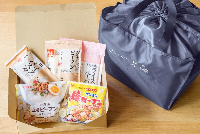ケンミン焼ビーフン×macaroni共同企画 withコロナに普段の食事から笑顔を届けるインスタキャンペーンを8/20開始