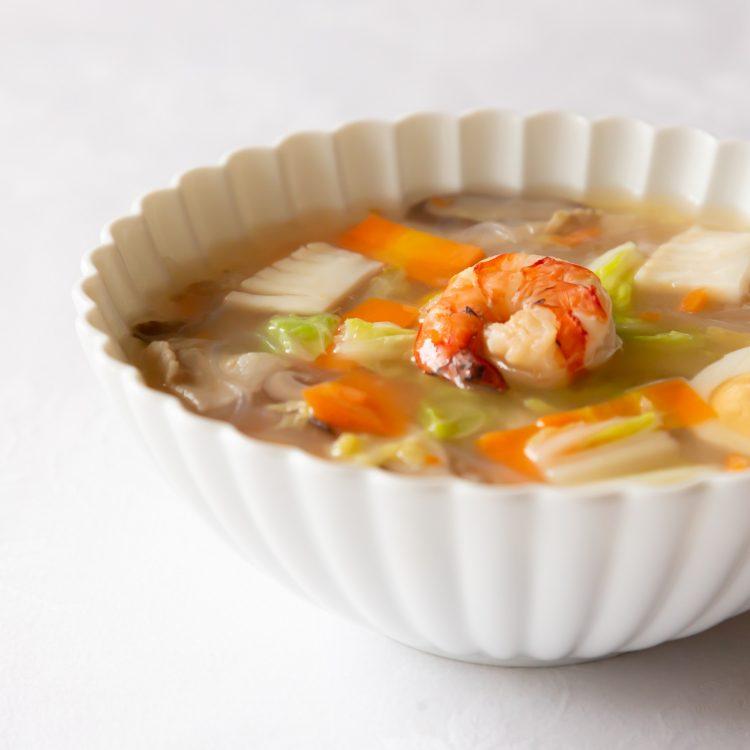 野菜たっぷり 太平燕(タイピーエン)