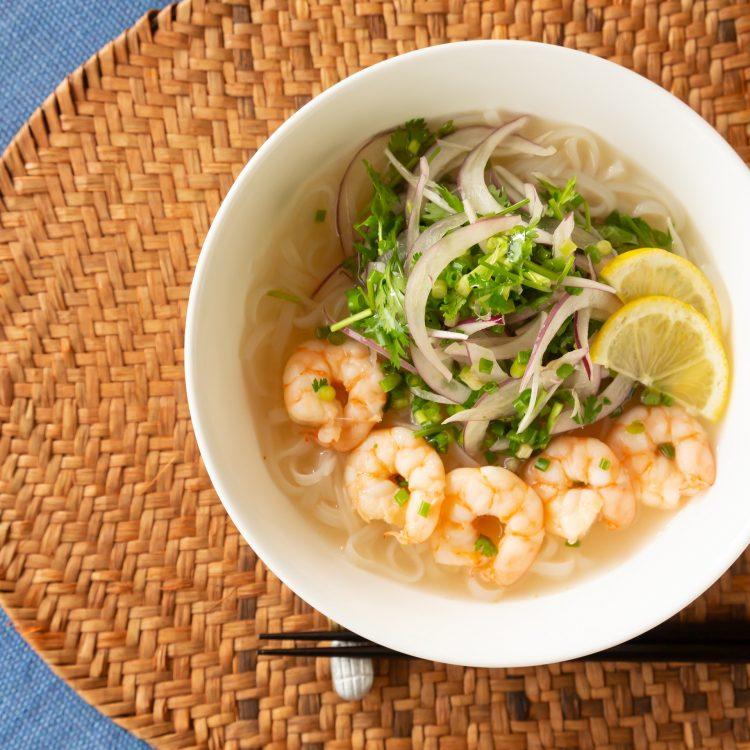 ベトナム風 海老のフォー