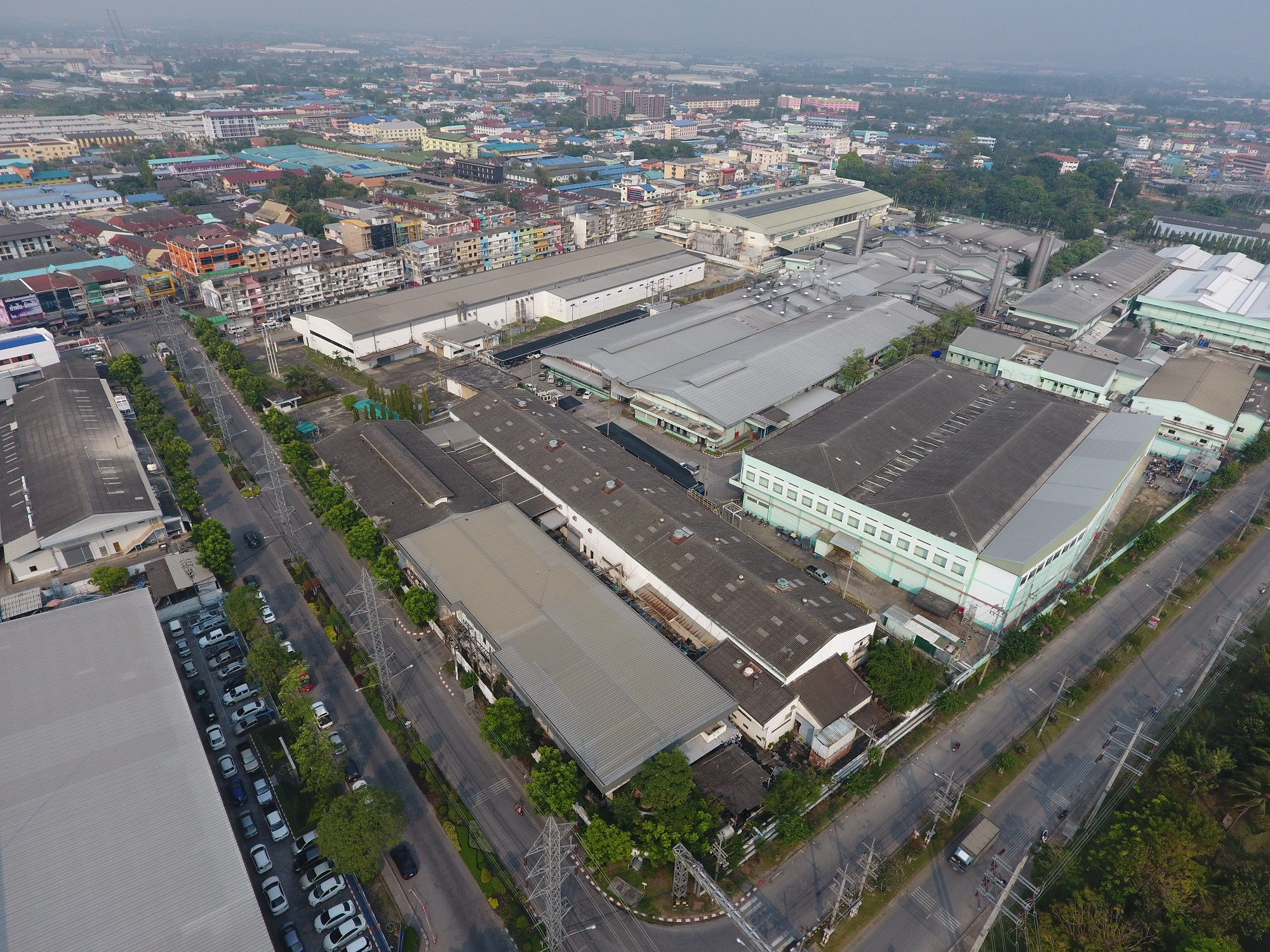世界最長寿ブランドのケンミン焼ビーフン専用工場新設 基幹事業のタイで3工場目となる新工場を12月オープン