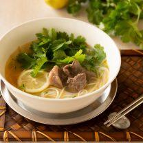 ベトナム料理を楽しむ♪簡単 ブンボーフエ