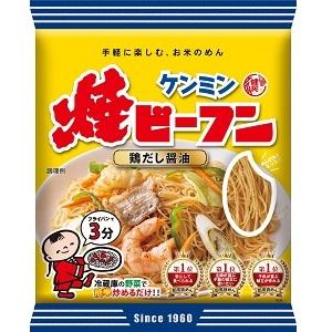 ケンミン焼ビーフン 鶏だし醤油(21春夏リニューアル)