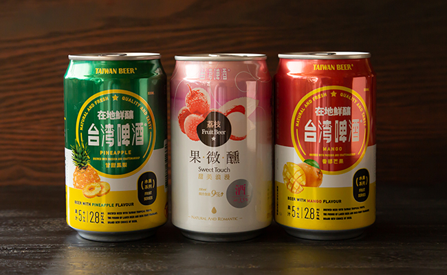 台湾フルーツビール