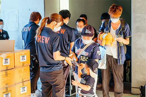 8月18日はビーフンの日!8/18(水)に、ほっともっとフィールド神戸で特別限定パッケージ「オリックス焼B—フン」を8,180名様にプレゼントします!!
