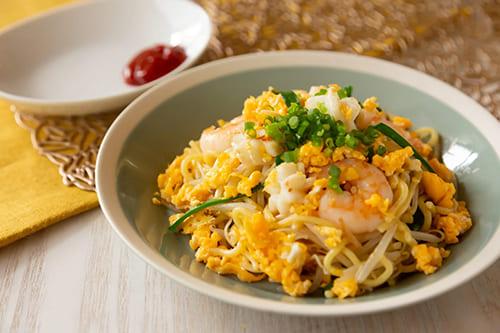 福建焼きそば(ホッケンミー )をお家で作ろう!シンガポールの人気レシピ