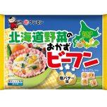 北海道野菜のおかずビーフン 塩バター味